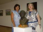 IV Muestra de Fondos de la Fundación y    II  en la Sala de Exposiciones del Museo Antonio SegoviaLobillo