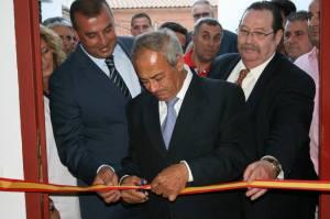 Inauguración en Moclinejo, del Museo Antonio Segovia Lobillo Junio 2013