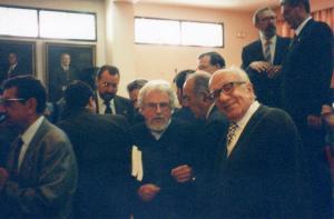 Martín Galán y Antonio Jimémez